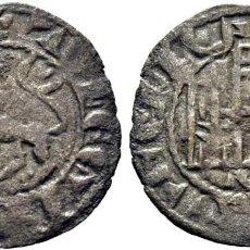 Monedas medievales: FERNANDO IV (1295-1312). SEVILLA. PEPIÓN. VELLÓN. LEYENDA DE ANVERSO: E REX CASTELLE. MBC. Lote 277102383