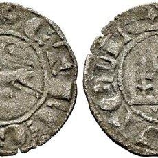 Monedas medievales: FERNANDO IV (1295-1312). TOLEDO. PEPIÓN. VELLÓN. DOS PUNTOS ENTRE T Y L. MOMECA 45.A8.1. AB 326 EBC-. Lote 277102433