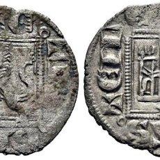 Monedas medievales: ALFONSO XI (1312-1350). BURGOS. NOVÉN. VELLÓN. CY1391 VTE. NOTABLE. 1 G. MBC. Lote 277139183