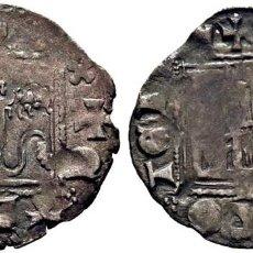 Monedas medievales: ALFONSO XI (1312-1350). BURGOS. NOVÉN. VELLÓN CY1257 (SE CONFUNDE, ES SÓLO B EN ANVERSO) (60 €) RARA. Lote 277140118