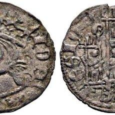 Monedas medievales: JUAN I (1379-1390). BURGOS. CORNADO. VELLÓN. CY1447 (120 €). 0,6 G.. EBC+. ATRACTIVO Y BUEN EJEMPLAR. Lote 277143258