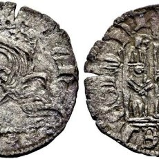 Monedas medievales: JUAN I (1379-1390). BURGOS. CORNADO. CY1447 (120 €). 0,75 G. SC-/EBC+. BUEN ANVERSO. Lote 277153913
