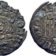 Monedas medievales: JUAN I (1379-1390). BURGOS. CORNADO. VELLÓN. B-S SOBRE EL CASTILLO Y B DEBAJO. CY1449 (55 €) MBC+. Lote 277157493