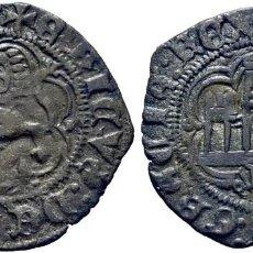 Monedas medievales: ENRIQUE III (1390-1406). BURGOS. BLANCA O CINQUÉN. VELLÓN. CY1492 VTE. 1,9 G. EBC-. Lote 277608628
