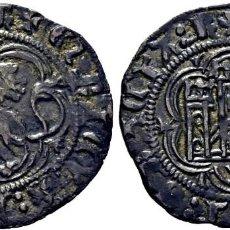 Monedas medievales: ENRIQUE III (1390-1406). CUENCA. BLANCA O CINQUÉN. VELLÓN. EBC/EBC+. TONO. ATRACTIVO EJEMPLAR. Lote 277718433