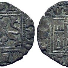 Monedas medievales: ENRIQUE II O ENRIQUE III (1390-1406). BURGOS. NOVÉN. VELLÓN. LEYENDAS: ENRICVS REXC Y REX DEIGRACI.. Lote 277722568