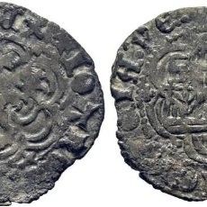 Monedas medievales: JUAN II (1406-1454). TOLEDO. BLANCA. VELLÓN. LEYENDA IOHANES DEI GRACIA REX EN AMBAS ÁREAS. MBC. Lote 277722648