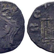 Monedas medievales: JUAN II (1406-1454). SEVILLA. CORNADO NUEVO. VELLÓN. MOMECA 72.3D.1. AB 633. CY1529 (25 €). 0,8 G.. Lote 277724583