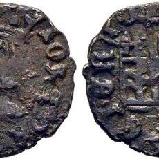 Monedas medievales: JUAN II (1406-1454). TOLEDO. CORNADO NUEVO. VELLÓN. HACIA 1442. CY1530 (60 €). 0,8 G. MBC- RARA. Lote 277727108