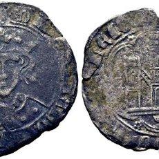 Monedas medievales: ENRIQUE IV (1454-1474). CUENCA. CUARTILLO. VELLÓN. CY1636 VTE. (120 €). MBC+. MUY ESCASA. Lote 277727643