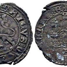 Monedas medievales: ENRIQUE IV (1454-1474). BURGOS. BLANCA DE 2 MARAVEDÍS. VELLÓN. EBC TONO. ATRACTIVO EJEMPLAR. Lote 277727928