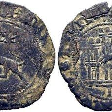 Monedas medievales: ENRIQUE IV. D BAJO EL CASTILLO. BLANCA DE 2 MARAVEDÍS. AB 795 (30.000 PTS) CY NO CITA. MBC. RARA. Lote 277729758