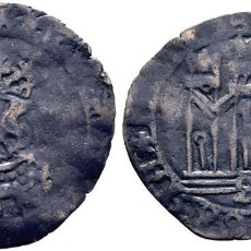Monedas medievales: ENRIQUE IV (1454-1474). SEVILLA. DINERO. VELLÓN. CY1699 VTE. (90 €). 1,15 G. MBC-. MUY ESCASA. Lote 278218028