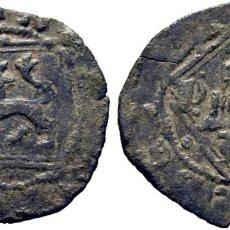 Monedas medievales: ENRIQUE IV (1454-1474) / ALFONSO DE ÁVILA. 1465. ÁVILA. VELLÓN. CY1747 (150 €). MBC+. MUY ESCASA. Lote 278218593