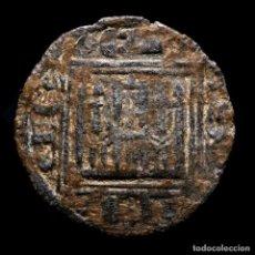 Monedas medievales: ALFONSO X (1252-1284) OBOLO DE VELLÓN. SIN MARCA DE CECA. (4905). Lote 278226608