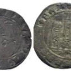 Monedas medievales: ENRIQUE III. Y ENRIQUE IV. BLANCA. CY1501-1499 Y TIPO II (90+7EUROS) CY TIPO 23. MBC- A MBC+. Lote 278294718
