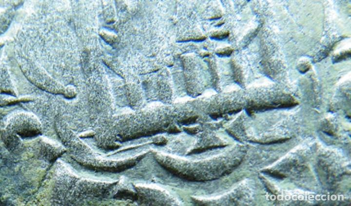 Monedas medievales: Alfonso X-Dinero Seisen- Extraña Ceca-Armiño? No catalogada en AB. R-tres puntos (elcofredelabuelo) - Foto 3 - 278361468