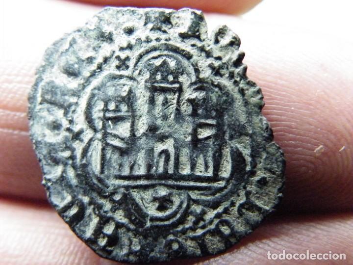 VELLÓN N 1 A LIMPIAR Y CATALOGAR (ELCOFREDELABUELO) (Numismática - Medievales - Castilla y León)