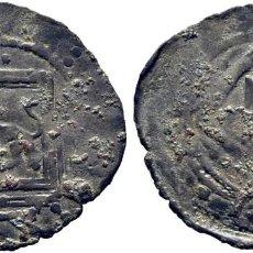 Monedas medievales: ENRIQUE IV (1454-1474). ÁVILA. DINERO. VELLÓN. PUNTOS EN LOS ARCOS DE AMBAS ÁREAS. AB 827.4. CY1709.. Lote 278956068
