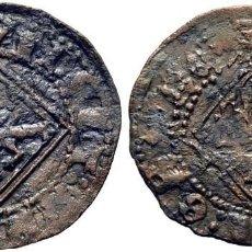 Monedas medievales: ENRIQUE IV (1454-1474). BURGOS. DINERO. VELLÓN. AB 828. CY1711. 1,05 G. MBC. Lote 278961903