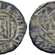 Monedas medievales: ENRIQUE IV (1454-1474). CUENCA. DINERO. VELLÓN. CECA BAJO EL CASTILLO. EN LOS ARCOS ESTRELLAS.. Lote 278962473