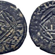 Monedas medievales: ENRIQUE IV (1454-1474). CUENCA. DINERO. VELLÓN. LEYENDAS ENRICVS DEI…RE Y LEYENDA RELIGIOSA. MBC+. Lote 278963303