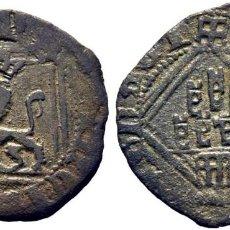 Monedas medievales: ENRIQUE IV (1454-1474). SEGOVIA. DINERO. VELLÓN. LEYENDAS TERMINAN GRACI Y XPS. AB 833.1. CY1717.. Lote 278963833