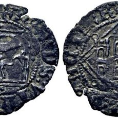 Monedas medievales: ENRIQUE IV (1454-1474). TOLEDO. DINERO. VELLÓN. LEYENDA ENR…ACIA R Y XPS VINCIT XPS REG… EBC-. Lote 278965163