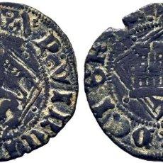 Monedas medievales: ENRIQUE IV (1454-1474). SEGOVIA. DINERO. VELLÓN. LEYENDA TERMINA DEIGR Y RE. PUNTOS EN LOS ARCOS. Lote 278966318