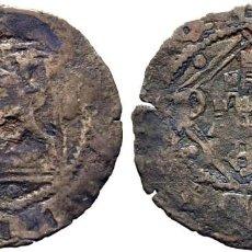 Monedas medievales: ENRIQUE IV (1454-1474) / ALFONSO DE ÁVILA. 1465. ÁVILA. DINERO. VELLÓN. CY1747 (150 €). 1,45 G. BC+. Lote 278967708