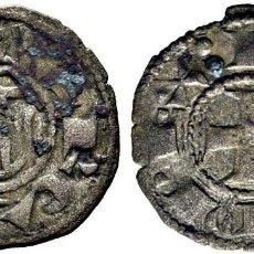 Monedas medievales: JAIME I (1276-1285). BARCELONA. ÓBOLO. VELLÓN. CY1833 (120 €). EBC-. ATRACTIVO EJEMPLAR. MUY ESCASA. Lote 278967923