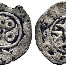 Monedas medievales: RAIMUNDO OBISPO DE MAGUETONNE. DINERO. 1129-58. VELLÓN. MBC+. MUY ESCASA. Lote 278968098