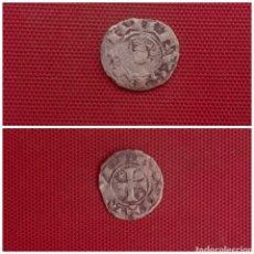 Monedas medievales: ALFONSO VIII DINERO DE TOLEDO PRECIOSO. Lote 279466893