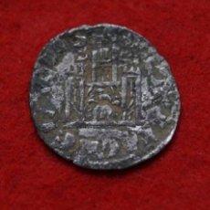 Monnaies médiévales: DINERO CORNADO DE ALFONSO XI (MURCIA 1334-1350). Lote 283307253