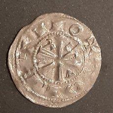 Monnaies médiévales: DINERO CASTILLA-LEON ALFONSO VI AÑO 1073-1109 MBC. Lote 284765213