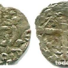Monnaies médiévales: ALFONSO IX DINERO DE LEÓN, CECA ESTRELLA 5 PUNTAS EMCIMA LEÓN, PARTE LEYENDA (LEO). Lote 285201818