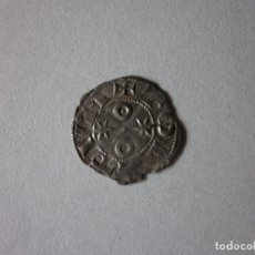 Monnaies médiévales: DINERO DE ALFONSO VI. TOLEDO. ESCASO.. Lote 286296153