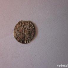 Monedas medievales: DINERO DE ALFONSO VI. TOLEDO. ESCASO.. Lote 292350078