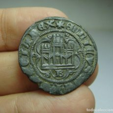 Monedas medievales: BLANCA DE VELLÓN. ENRIQUE IV. BURGOS.. Lote 293658218