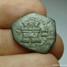 Monedas medievales: 2 MARAVEDÍS. FELIPE III. SEVILLA. Lote 293659623