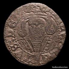 Monedas medievales: ENRIQUE IV, 1/2 CUARTILLO DE VELLON ACUÑADO EN JAÉN. (6640). Lote 293743163