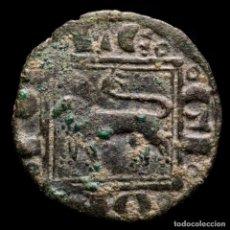 Monedas medievales: ALFONSO X (1252-1284) OBOLO DE VELLÓN. LEON. (6181). Lote 293743538