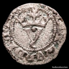 Monedas medievales: JUAN I (1379-1390). BLANCA DE AGNUS DEI. SEVILLA (6183). Lote 293744138