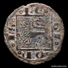Monedas medievales: ALFONSO X (1252-1284) OBOLO DE VELLÓN. CUENCA. (6185). Lote 293744383