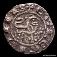 Monedas medievales: ALFONSO X (1252-1284) DINERO PRIETO, CRECIENTE INVERTIDA. (6187). Lote 293745738