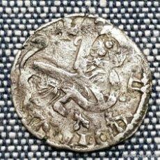 Monedas medievales: REINO DE LEÓN. ALFONSO IX AÑO 1188/1230. DINERO VELLÓN DE LEÓN. PESO 0,95 GR. BONITA PIEZA ASÍ RARA.. Lote 294021953