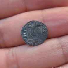 Monedas medievales: OBOLO DE ALFONSO-X CUENCA. Lote 294833438