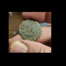 Monedas medievales: RARO MARAVEDÍ DE ENRIQUE IV. Lote 295347903