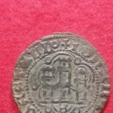 Monedas medievales: BLANCA ENRIQUE IV SEVILLA. Lote 295395093