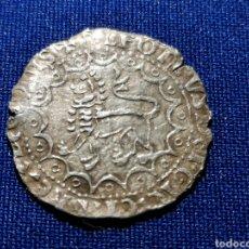 Monedas medievales: MEDIO MARAVEDIS PLATA ALFONSO X. Lote 296804468